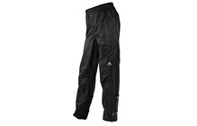 Vaude Men's Fluid Full-Zip Pants II black